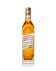 Johnnie Walker Sweet Peat fles 50cl