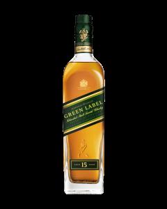 Johnnie Walker Green Label fles 70cl