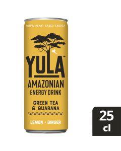 Yula Lemon + Ginger blik 25cl