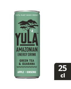 Yula Apple + Ginseng blik 25cl