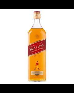 Johnnie Walker Red Label fles 1l