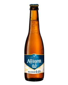 Affligem Blond 0.0% fles 30cl
