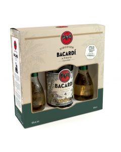 Bacardi 4Y geschenk 70cl