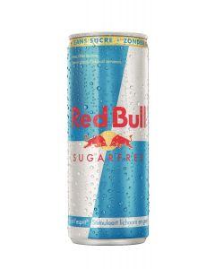 Red Bull Sugarfree blik 25cl