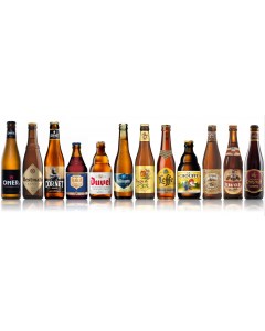 Belgian Classics bierbox