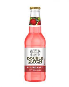 Double Dutch Bloody Mary Soda fles 20cl