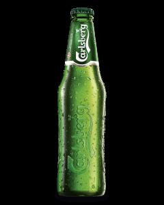 Carlsberg fles 25cl