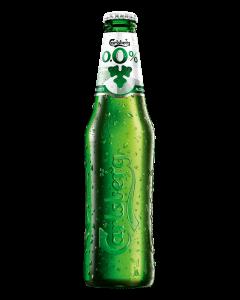 Carlsberg 0.0% fles 25cl