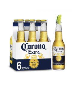 Corona clip 6 x 35,5cl
