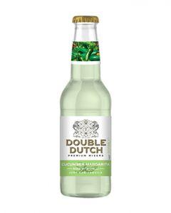Double Dutch Cucumber Margarita Soda fles 20cl