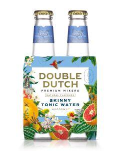 Double Dutch Skinny Tonic clip 4 x 20cl