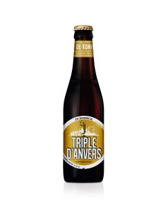 Triple D'Anvers fles 33cl