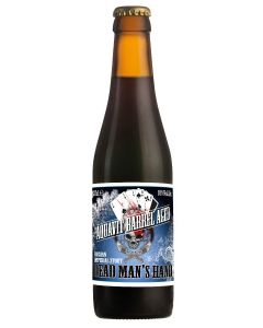 Dead Man's Hand Aquavit Barrel Aged fles 33cl