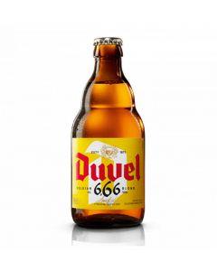 Duvel 6,66 fles 33cl