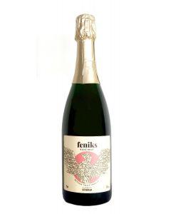 Feniks Brut Rose fles 75cl