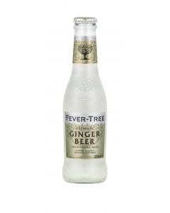 Fever Tree Ginger Beer fles 20cl