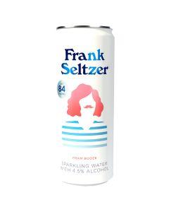 Frank Seltzer Fram Booze blik 33cl