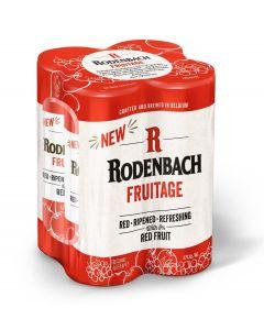 Rodenbach Fruitage blik 4 x 25cl