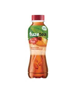Fuze Tea Black Tea Peach Hibiscus pet 40cl