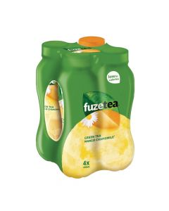 Fuze Tea Black Tea Mango Chamomile clip 4 x 40cl