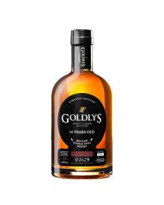 Goldlys Manzanilla Finish 14Y fles 70cl