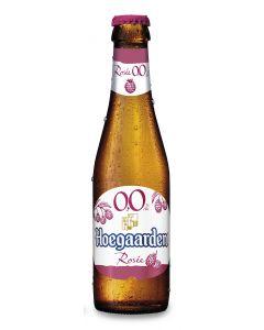 Hoegaarden Rosée 0,0% fles 25cl