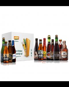 Houtgerijpte bierbox