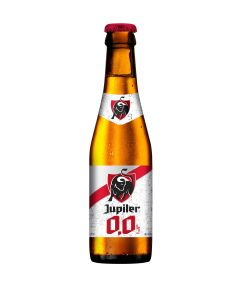 Jupiler 0,0% fles 25cl