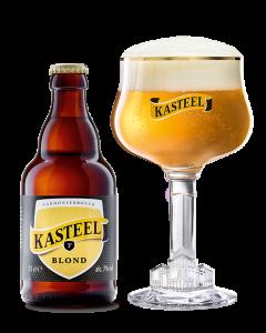Kasteel Blond fles 33cl