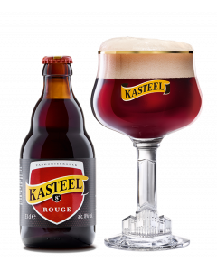 Kasteel Rouge fles 33cl