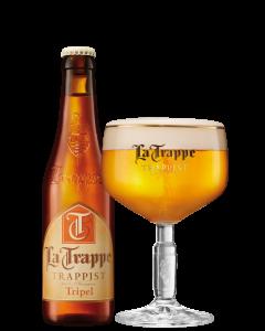 La Trappe Tripel fles 33cl