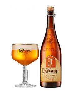 La Trappe Tripel fles 75cl