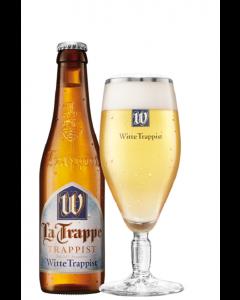 La Trappe Witte Trappist fles 33cl