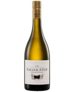 Le Grand Noir Pays d'Oc Chardonnay fles 75cl