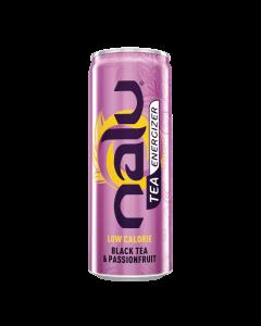 Nalu Black Tea & Passionfruit blik 25cl