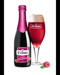 St Louis Premium Framboise fles 25cl