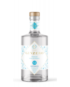PVRE Ginzero 12 Botanics fles 70cl
