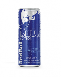 Red Bull Blue Edition blik 25cl