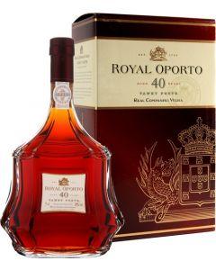 Royal Oporto 40Y Tawny fles 75cl