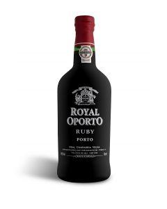 Royal Oporto Ruby fles 75cl + 33% gratis