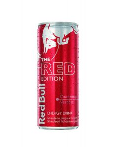 Red Bull Red Edition blik 25cl