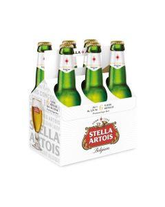 Stella Artois clip 6 x 25cl