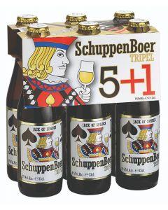 Schuppenboer 5+1 6 x 33cl