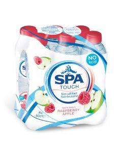 Spa Touch Still Raspberry-Apple clip 6 x 50cl
