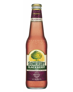 Somersby Blackberry Cider fles 33cl