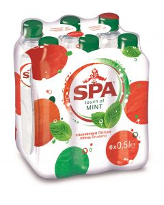 Spa Touch Of Mint clip 6 x 50cl