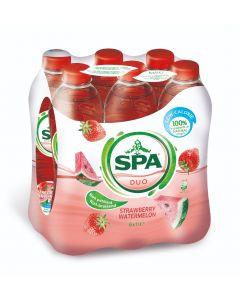 Spa Duo Strawberry-Watermelon pet 6x1l