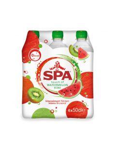 Spa Touch of Watermelon/Kiwi clip 6 x 50cl