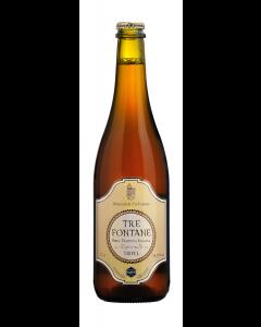 Tre Fontane Trappist fles 75cl