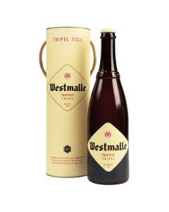 Westmalle Tripel Koker fles 75cl